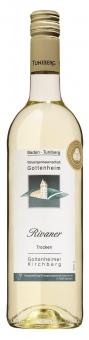 2016 Gottenheimer Rivaner Qualitätswein trocken