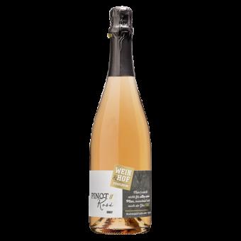 2015 Wein & Hof Hügelheim Pinot Rosé Sekt brut